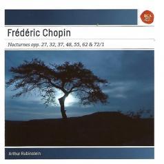 Arthur Rubinstein (Артур Рубинштейн): Nocturnes Op. 27, 32, 37, 48, 55