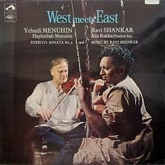 Yehudi Menuhin (Иегуди Менухин): West Meets East