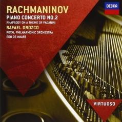 Edo De Waart: Rachmaninov: Piano Concerto No.2