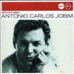 Antonio Carlos Jobim (Антонио Карлос Жобим): One Note Samba