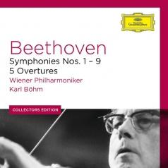 Karl Böhm (Карл Бём): Beethoven Symphonies 1-9