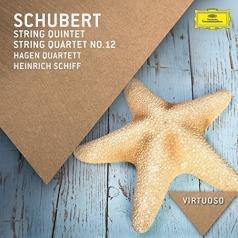 Hagen Quartett (Квартет Хаген): Schubert: String Quintet; Quartettsatz