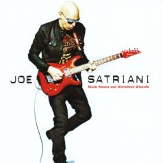 Joe Satriani (Джо Сатриани): Black Swans And Wormhole Wizards