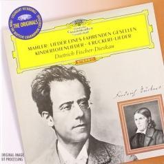 Dietrich Fischer-Dieskau (Дмитрий Фишер-Дискау): Mahler: Lieder