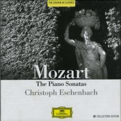 Christoph Eschenbach (Кристоф Эшенбах): Mozart: The Piano Sonatas