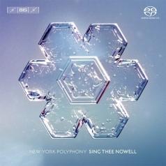 New York Polyphony (Нью-йоркская полифония): Sing Thee Nowell