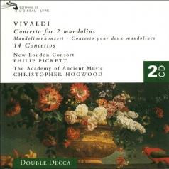 Anner Bijlsma (Билсма Аннер): Vivaldi: Concerto For 2 Mandolins
