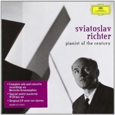 Sviatoslav Richter (Святослав Рихтер): Complete DG Solo/ Concerto Recordings