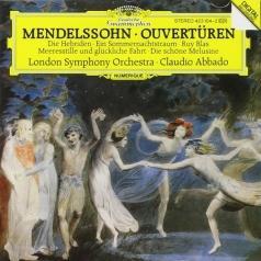 Claudio Abbado (Клаудио Аббадо): Mendelssohn: Overtures