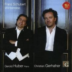 Christian Gerhaher (Кристиан Герхаэр): Winterreise, D 911