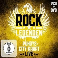 Puhdys (Пухдис): Rock Legenden Live