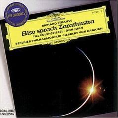 Herbert von Karajan (Герберт фон Караян): Strauss, R.: Also sprach Zarathustra; Till Eulensp