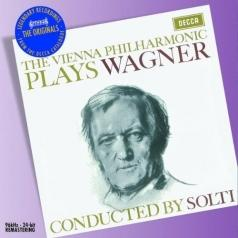 Georg Solti (Георг Шолти): Wagner: Overtures, Siegfried Idyll