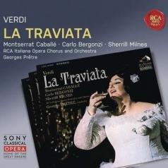 Montserrat Caballe (Монсеррат Кабалье): La Traviata