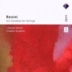 Claudio Scimone (Клаудио Шимоне): Sei Sonate A Quattro