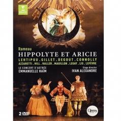 Le Concert D'Astree (Ле Концерт Де Астре): Hippolyte Et Aricie