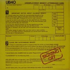 UB40 (Ю Би Фоти): Signing Off