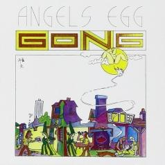 Gong (Гонг): Radio Gnome Invisible Part II - Angel's Egg