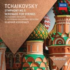 Vladimir Ashkenazy (Владимир Ашкенази): Tchaikovsky: Symphony 5; Serenade For Strings