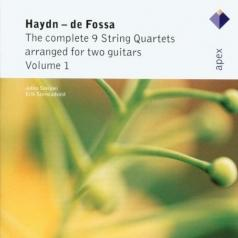 Jukka Savijoki (ЮккаСавийоки): Haydn Arr. Fossa: Guitar Duos Vol. 1