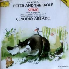 Claudio Abbado (Клаудио Аббадо): Prokofiev: Peter And The Wolf