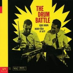 Gene Krupa (Джин Крупа): The Drum Battle At JATP