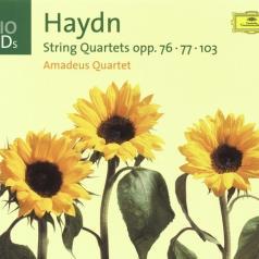 Amadeus Quartet (Амадеус-Квартет): Haydn: String Quartets Opp.76, 77 & 103
