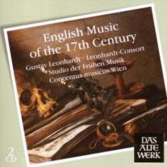 Gustav Leonhardt (Густав Леонхардт): English Music Of The 17th Century