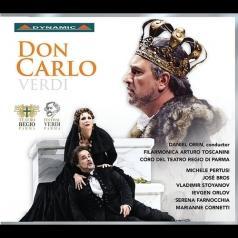 Filarmonica Arturo Toscanini (Артуро Тосканини): Don Carlo (Opera In Four Acts, Italian Version)