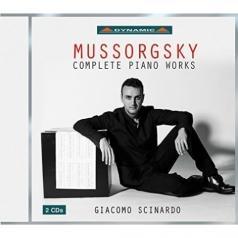 Giacomo Scinardo: Complete Piano Works