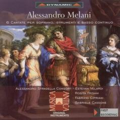 Cipriani Melani: Cantatas For Soprano