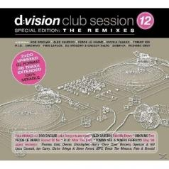 D:Vision Club Session (Ди Визион Клаб Сейшен): D:Vision Club Session Vol. 12