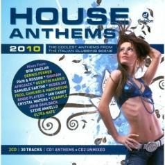 House Anthems (Хаус Антемс): House Anthems - Summer 2010