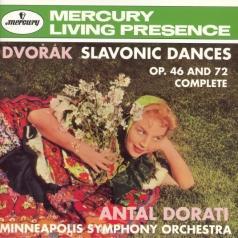 Antal Dorati (Антал Дорати): Dvorak: 16 Slavonic Dances