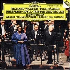 Herbert von Karajan (Герберт фон Караян): Wagner: Tannh?user Overture; Siegfried-Idyll; Tris