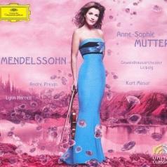 Anne-Sophie Mutter (Анне-Софи Муттер): Mendelssohn: Vln Cto Op.64; Pno Trio Op.49; Vln So