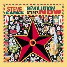 Steve Earle (Стив Эрл): The Revolution Starts Now
