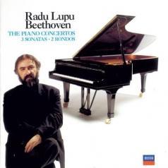 Radu Lupu: Radu Lupu plays Beethoven