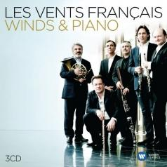 Les Vents Francais: Music for Piano & Wind Ensemble