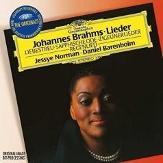 Jessye Norman (Джесси Норман): Brahms Lieder