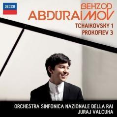 Behzod Abduraimov (Бехзод Абдураимов): Prokofiev & Tchaikovsky Concertos