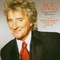 Rod Stewart (Род Стюарт): Thanks For The Memory... The Great American Songbook IV