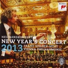 Franz Welser-Most (ФранцВельзер-Мёст): Neujahrskonzert 2013 / New Year's Concert