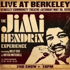 Jimi Hendrix (Джими Хендрикс): Live At Berkeley