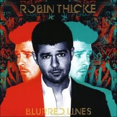Robin Thicke (Робин Тик): Blurred Lines