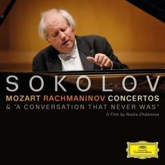 Grigory Sokolov: Mozart; Rachmaninov: Concertos