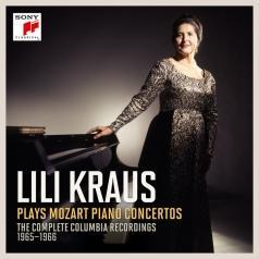Lili Kraus (Лили Краус): Piano Concertos