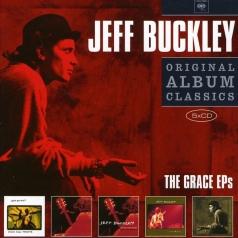 Jeff Buckley (Джефф Бакли): Original Album Classics