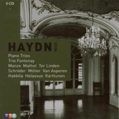 Jaap Schroder (Джаап Скродер): Haydn Edition Vol.2 Piano Trios
