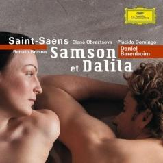 Daniel Barenboim (Даниэль Баренбойм): Saint-Saens: Samson Et Dalila
